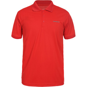 Icepeak Kyan Polo Shirt Men coral red